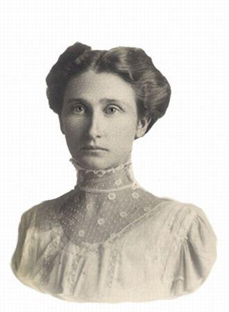 Alma Alvina Kennedy