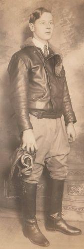 Eddie August Schneider (1911-1940) Aviator