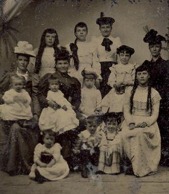 The Flood Family of Brooklyn