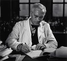 Nobel Prize Winner Sir Alexander Fleming