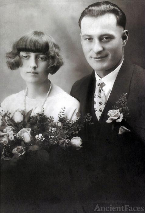 Oliver Wolner- Ruth Mossengren Wedding,MN