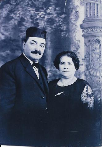 Abraham and Jennie Dorfman