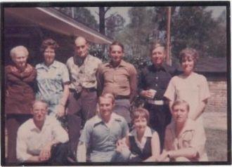 Bernice Elnita Lynn Jordan Family