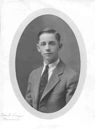 George Charles Newcomb