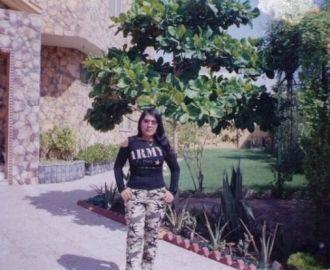 Andressa'''Ressa'' Garcia(Bendoy)  Abuyen, Saudi Arabia