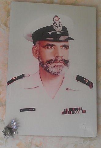 A photo of Lal Khan Jadoon