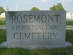 Carroll H Ellis Burial Place