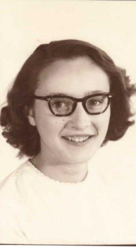 Betty Ann (Pelkey) White