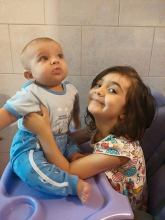 Easley family-Reihaneh & Mohsen