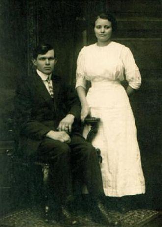 A photo of Martha Jane White