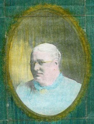 Anna Christine Behrens Meyer