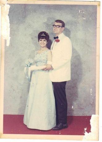 Sandra Simpson & Larry Jackson, 1968