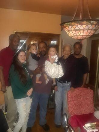 Jacqueline Jackson Family