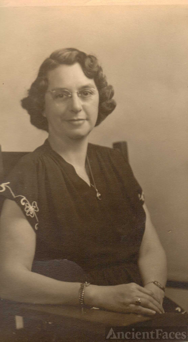 Florence Edna (Worman) Perry