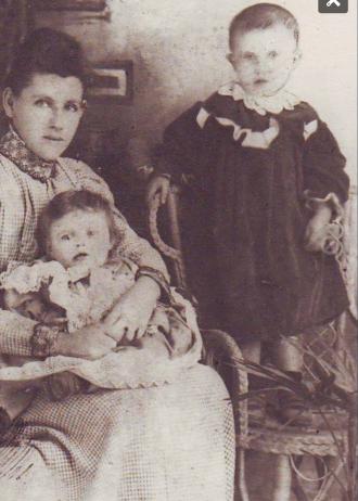Mary Chenhall nee Cox