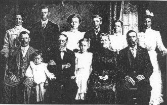 Romaine Barber Family
