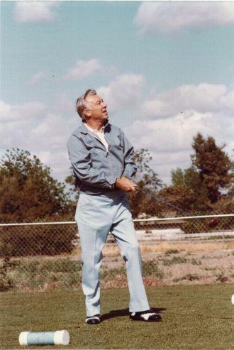 A photo of Jack Raymond Sherman