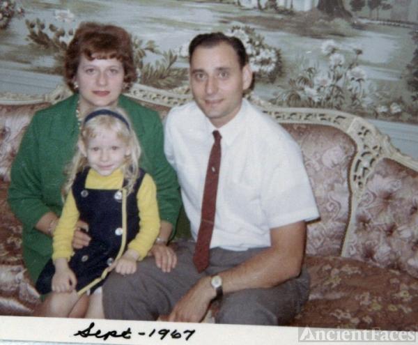Edwin, Donna Mae & Dawn Michele  Leone