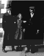 Roy, Bee, & Edna Ferguson