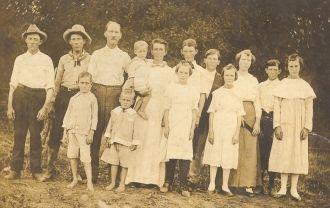 Chadwick, Rev. Abraham Family