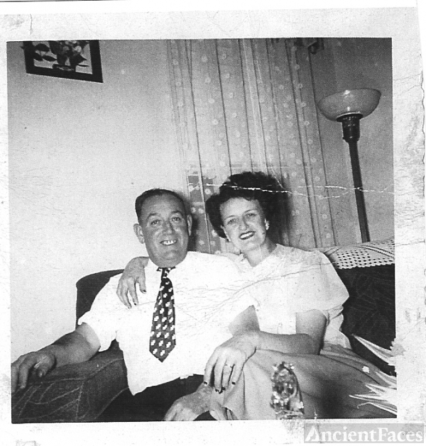 Nanny and Pop Pop at Home
