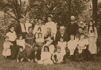Landgraf, Eckart & Campbell Families, Hawaii 1906