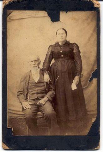 Jeremiah & Margaret Morton