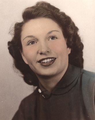 Bobbie Jean (Dyer) Wells