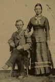 Henry Caudill and Elizabeth Back