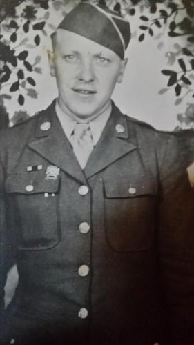 Grandpa's war time photo