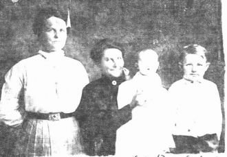 Nell Cleland, Rose, Lucille, Wesley