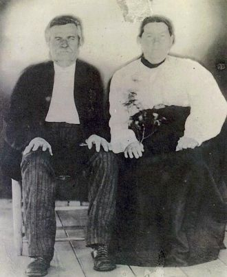 Roland Thomas & Mary Ann Carver