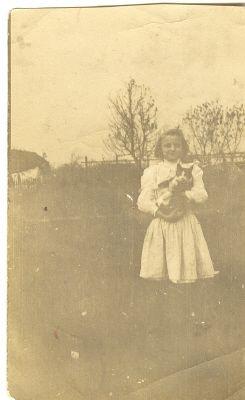 Ida Smith in 1911