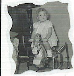 DIANNE TAKEN ABOUT 1966