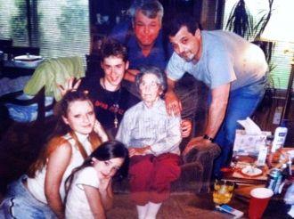 Rosalyn R Alcorn & family