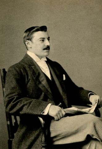A photo of George Alfred James Bell