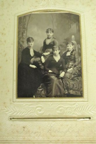 Donaghy Daughters, 1889