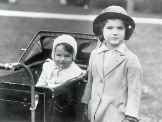 Lee and Jackie Bouvier