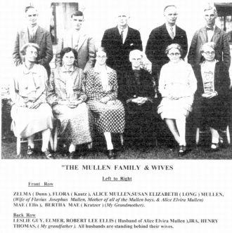 Older Mullen Family