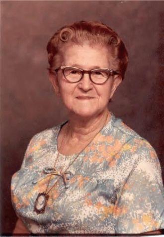 Nellie Fern (Grubbs) Heintz