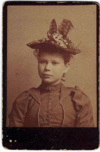 Martha May Raymond