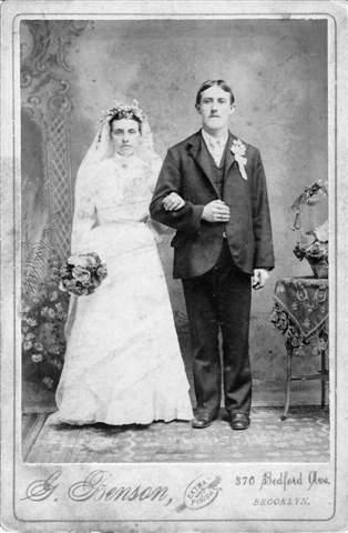 Julius and Wilhelmina
