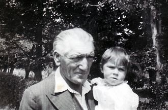 Henry and Jenny Hirons