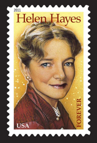 Helen Hayes I LOVE THIS STAMP!