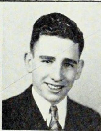 Bernard Nangle - 1939 Peabody High School