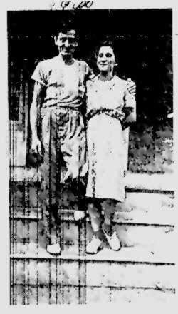 Thomas & Ruth (Becker) Esposito