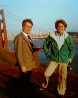 Clement & Patrick Crowley, California 1973