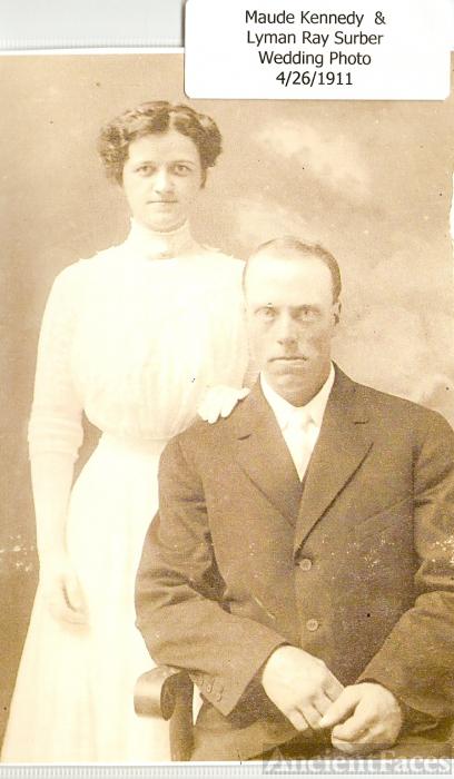 Maude Kennedy & Lyman Ray Suber