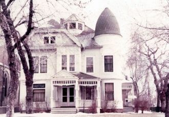 Josephine Braunger's Home