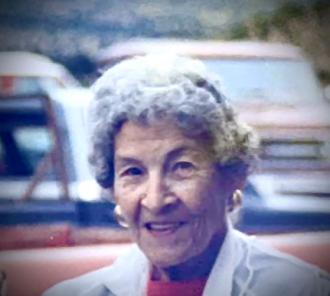 Hazel Christena (Magby) Flory